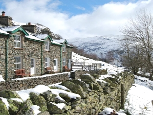 Helvellyn Holiday Cottages Glenridding by Ullswater in the Lake District