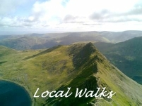 Local Walks Around Patterdale and Ullswater