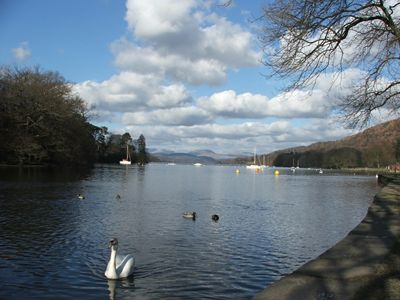 Windermere from Fell Foot Park